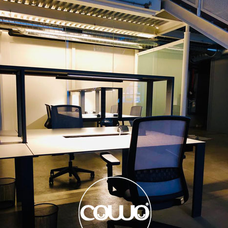 Desk Coworking Bicocca16 Milano